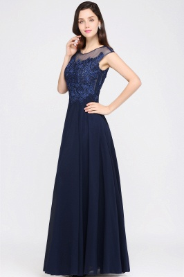 Elegant evening dresses long | Simple evening wear_6