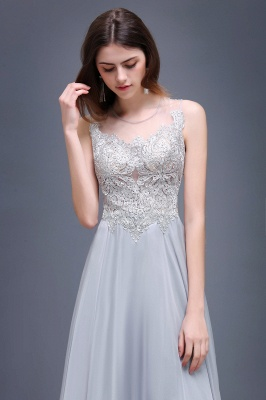 Simple evening dresses long cheap | Elegant dresses party dresses_5