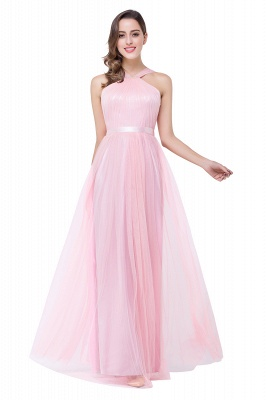 Evening dress long pink | Cheap prom dresses online_8
