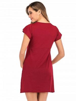 Kleider für Schwangere | Maxikleid Sommerkleider Schwanger_2