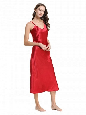 Calida pajamas women | Buy Red Nightwear_1