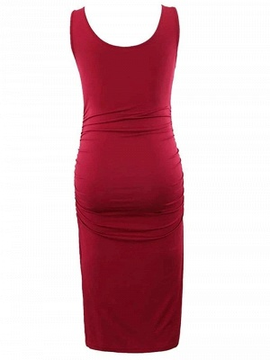 Red Pregnant Dresses | Cheap clothes online_2
