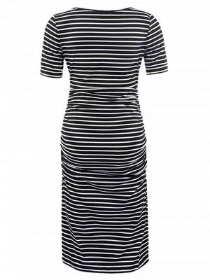 Silber Schwangere Kleider Online | Sommerkleider für Schwangere_1
