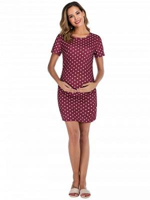 Kleidung für Schwangere Frauen | Elegante Kleider Schwangere_4