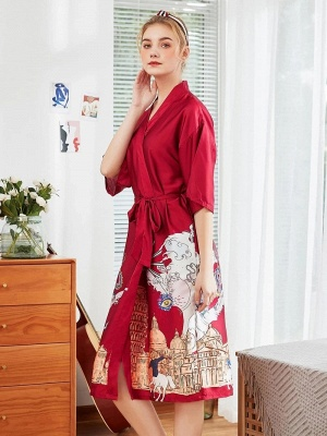 Schiesser pajamas long women | Pajamas online_4