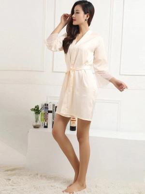 Full body pajamas | Satin Pajamas Cheap Online_4