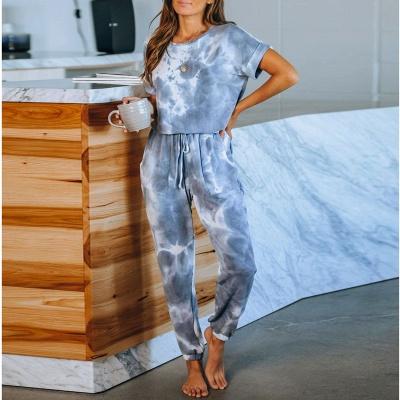 Gradient Nachtwäsche Damen | Schiesser Schlafanzug Damen
