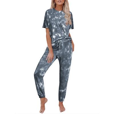 Gradient nightwear women | Schiesser pajamas 2 parts_5