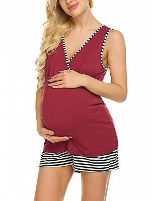 Sommerkleider für Schwangere | Maxikleid Schwanger_3