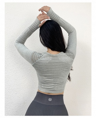 Fancy yoga clothes bra top yoga outfits for women_8