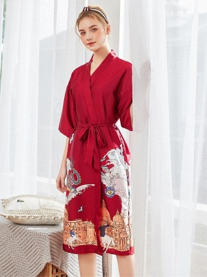 Schiesser pajamas long women | Pajamas online_1