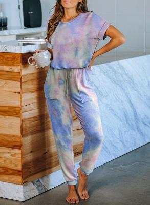 Gradient Nachtwäsche Damen | Schiesser Schlafanzug Damen_4
