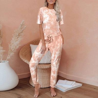 Gradient nightwear women | Schiesser pajamas 2 parts_1