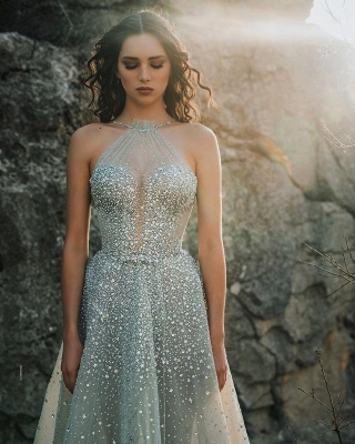 Extravagant evening dresses long green | Prom Dresses Cheap Online_2