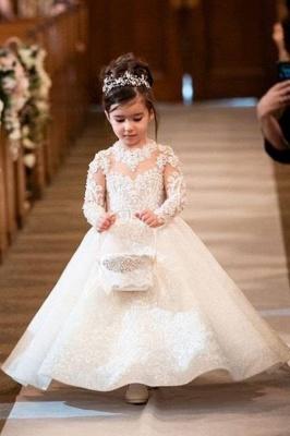 Hochzeitskleider für Kinder | Blumenmädchen Kleid