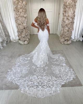 Designer Hochzeitskleider Meerjungfra | Brautmoden Spitze Online_4
