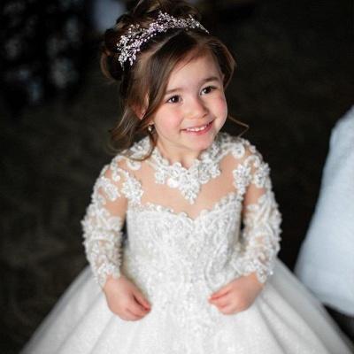 Hochzeitskleider für Kinder | Blumenmädchen Kleid_5
