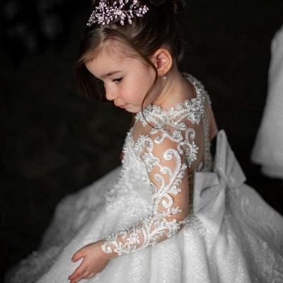 Hochzeitskleider für Kinder | Blumenmädchen Kleid_4