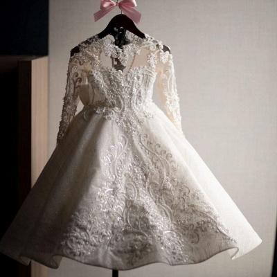 Hochzeitskleider für Kinder | Blumenmädchen Kleid_7