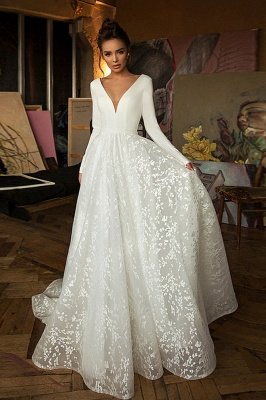 Wedding dresses cheap | Wedding dresses with sleeves_1