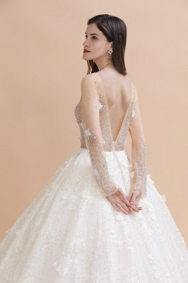 Princess wedding dresses with lace | Buy wedding dresses online_8