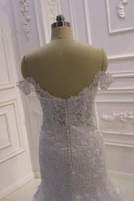 Brautkleider Meerjungfrau Spitze   Hochzeitskleider Günstig Kaufen_3