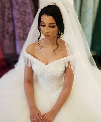 Elegant wedding dresses princess | Wedding dresses with lace_7