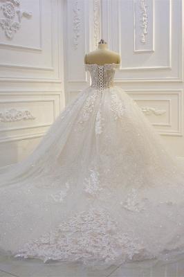 Schöne Hochzeitskleider Prinzessin Gelitzer | Brautkleider mit Spitze_5