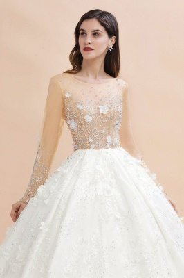 Princess wedding dresses with lace | Buy wedding dresses online_5