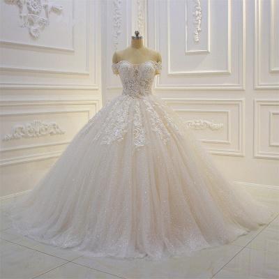 Schöne Hochzeitskleider Prinzessin Gelitzer | Brautkleider mit Spitze_2