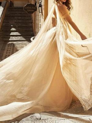Wunderschöne Brautkleider Mit Spitze | Etuikleider Hochzeitsmoden Günstig_2