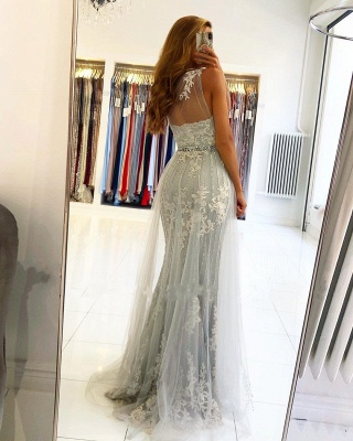 Elegant Evening Dresses Long Lace | Prom dresses glitter_2