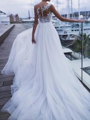 Sheath dresses wedding dresses with lace | Wedding Dresses Cheap Online_2