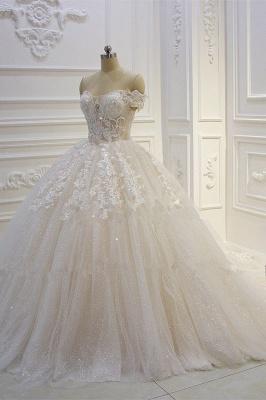 Schöne Hochzeitskleider Prinzessin Gelitzer | Brautkleider mit Spitze_3