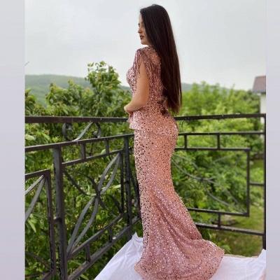 Elegant evening dresses long glitter | Prom Dresses Cheap Online_2