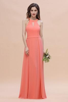 Wunderschöne Brautjungfernkleider Koralle   Kleider Für Brautjungfern_4