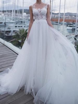 Sheath dresses wedding dresses with lace | Wedding Dresses Cheap Online_1