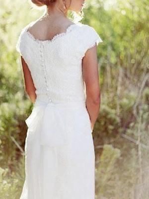 Designer wedding dress mermaid | Lace Wedding Dresses Cheap Online_2