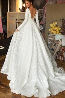 Wedding dresses cheap | Wedding dresses with sleeves_3