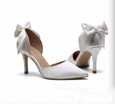 Bridal shoes offwhite | Cream colored wedding shoes_2
