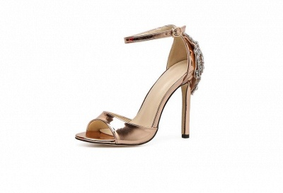 Brautschuhe Gold Kaufen | Schuhe Hochzeit_7