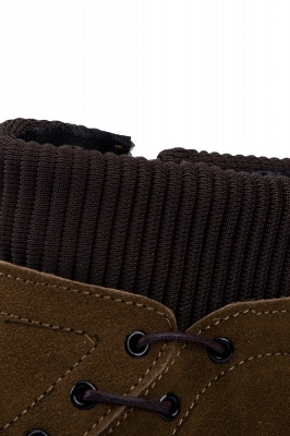 Suede boots combat boots | Winter boots combat boots_6