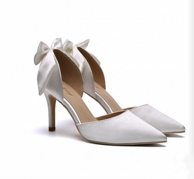 Bridal shoes offwhite | Cream colored wedding shoes_3
