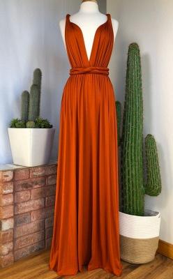 Designer Brautjungfernkleider Lang | Schöne Kleider zur Hochzeit_2