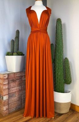 Designer Brautjungfernkleider Lang | Schöne Kleider zur Hochzeit_3