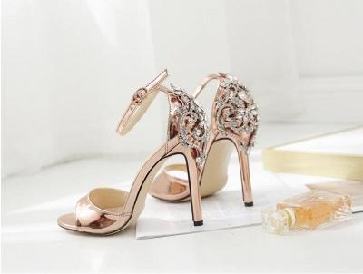 Brautschuhe Gold Kaufen | Schuhe Hochzeit_3