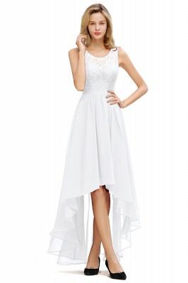 Modern evening dresses | Cocktail dresses front short long back_1