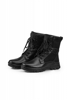 Bundeswehr combat boots | Buy real leather boots online_1