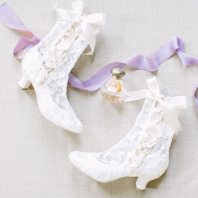 Bridal Shoes Small Heel | Off white shoes_6