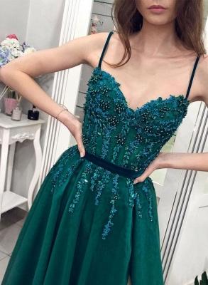 designer abendkleider lang grun  abendmoden mit spitze  babyonlinedressde